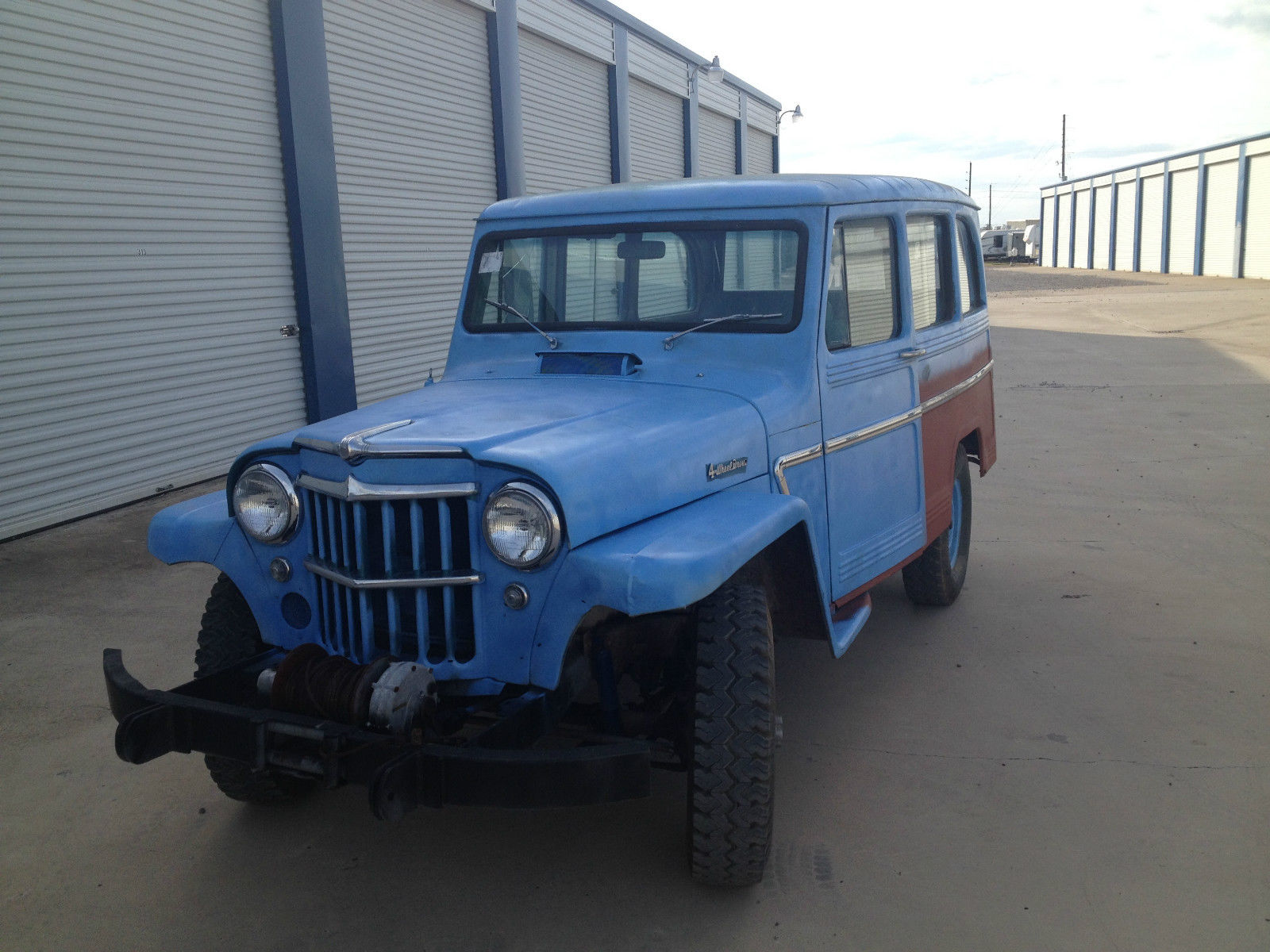 1962 Willys Station Wagon 1941 Jeep Click Here To See The Ad For This Sweet