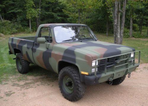 Chevy M1008 For Sale >> BangShift.com CUCV or M880?