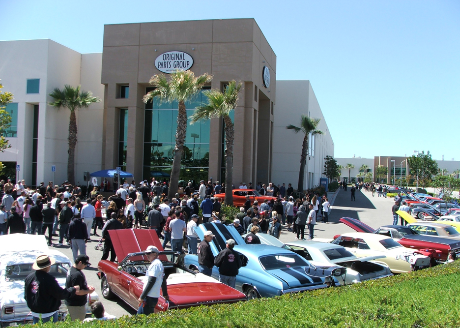 Planning Your 2015 Car Show Calendar? OPGI Has A 50 State List Of Shows You Need To Check Out!