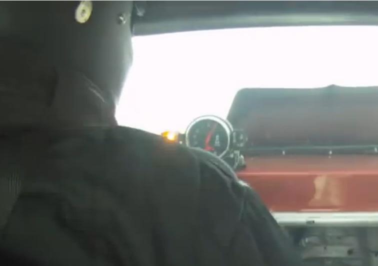 The American Powertrain Parting Shift: Ride In A Violent, 9,000 RPM, Gear Jamming Nova