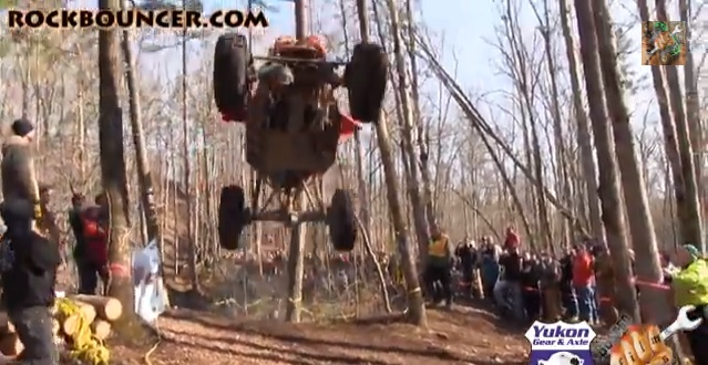 """Uh-Oh"" Video: Randal Key Launches His Rockcrawler, Camera Operator Requires New Pants"