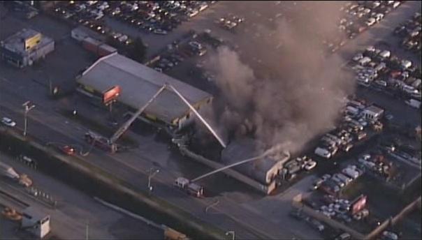 Pick N Pull Tacoma >> BangShift.com BREAKING NEWS: Tacoma Pick N' Pull Explodes - Miraculously, No Injuries!