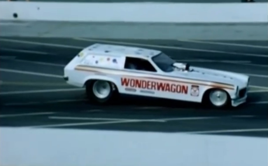 This 1973 Film Called The Wonder Of Drag Racing Is A Spectacular Look At The Sport – Lots of Footage Featuring The Ill-Fated Wonder Wagon!