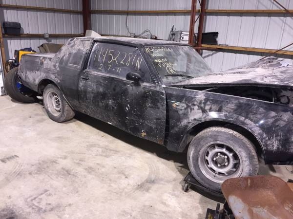 Parting Ways: Is This Dusty Smashed Grand National Worth The Scratch?