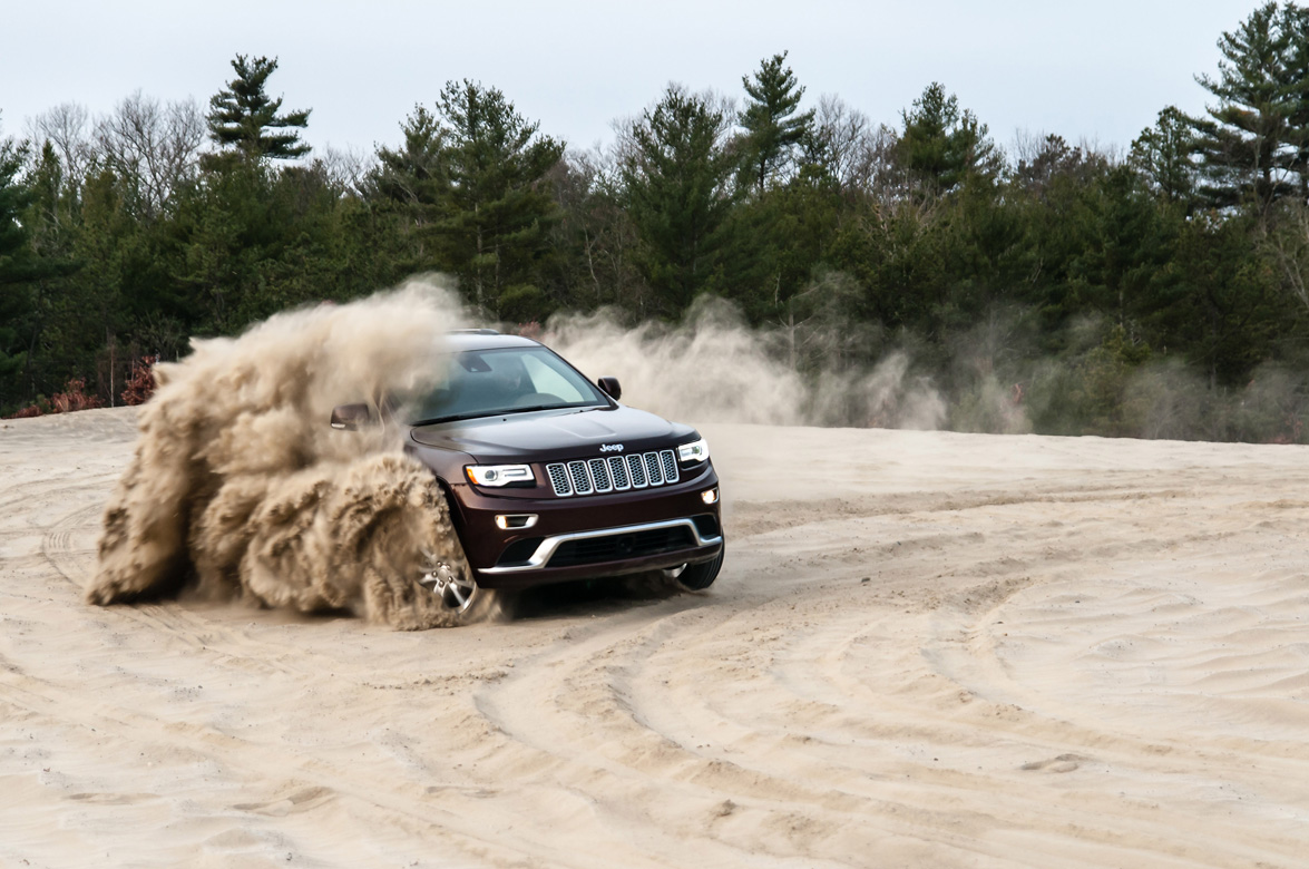 3,000 Miles and (Nearly) 30mpg – The 2015 Jeep Grand Cherokee Summit EcoDiesel Hauls More Than Just The Family