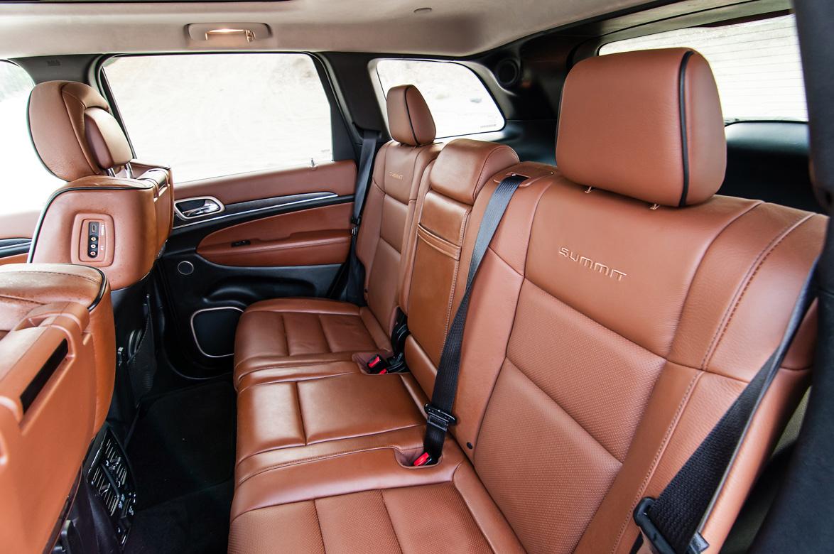 Bangshift Com 2015 Jeep Grand Cherokee Summit