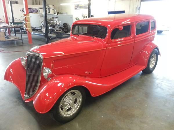 BangShift com Eddie Van Halen's 1934 Ford Is For Sale On Craigslist