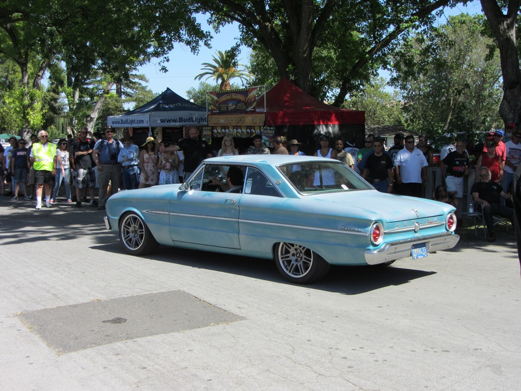 Pro Touring Tuesdays Home Built 1963 Ford Falcon Bangshifty Perfection