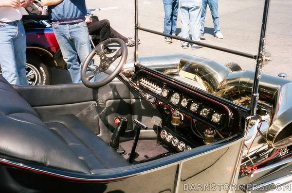 BangShiftcom Check Out This Boeing Turbine Powered 23 Ford T