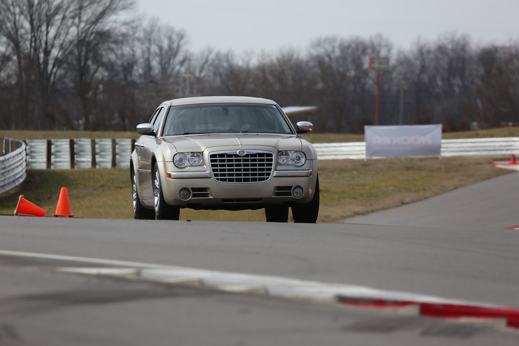 Project Angry Grandpa: We Take Our 300C To The NCM Motorsports Park For Some Exercise!