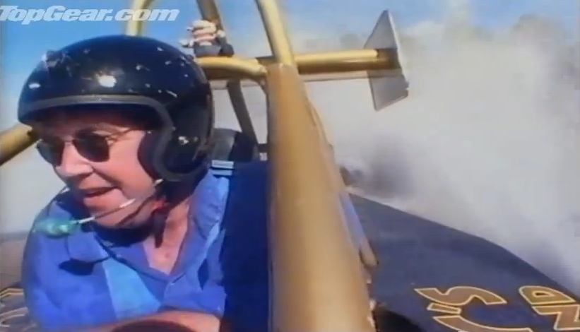 Remember The Time Top Gear's Jeremy Clarkson Test Drove A Swamp Buggy? We Didn't Either!