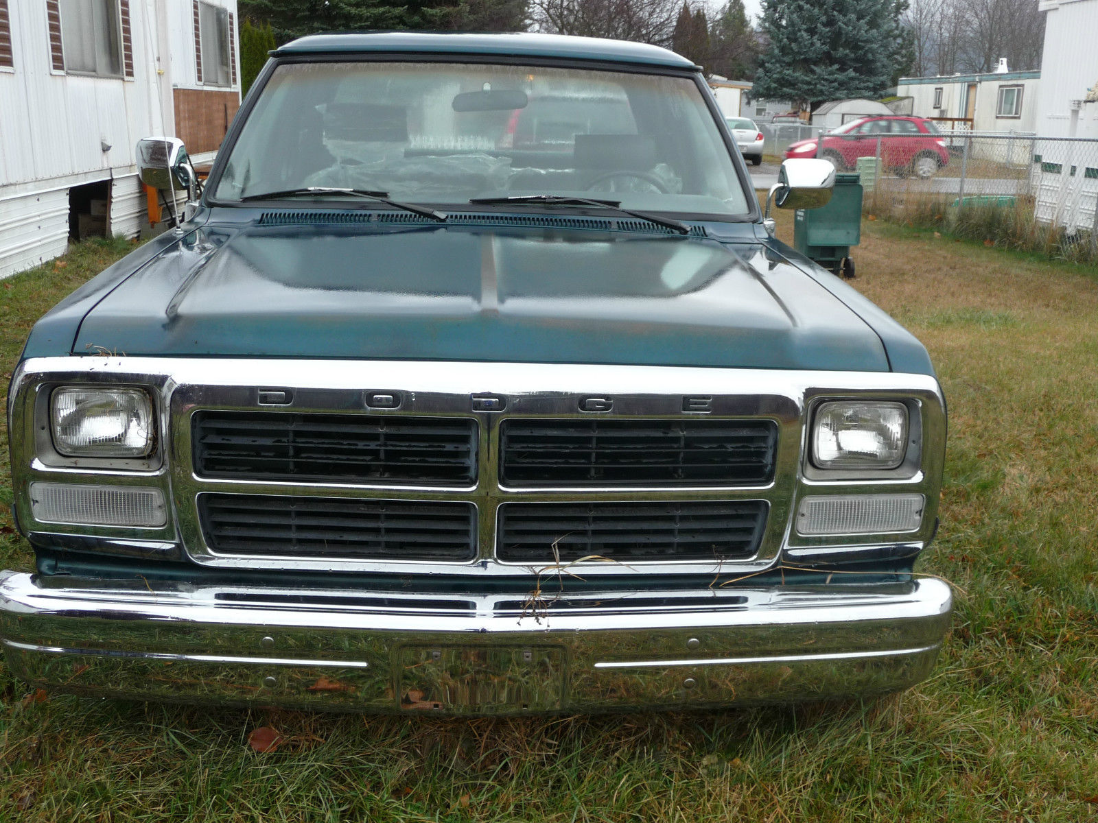 BangShift.com 70-mile 1993 Dodge Ram With An Astronomical Price Ta