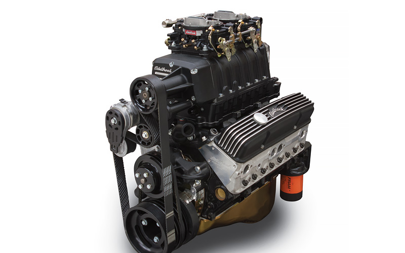 Enforcer on Supercharged Chevy 383 Crate Engines