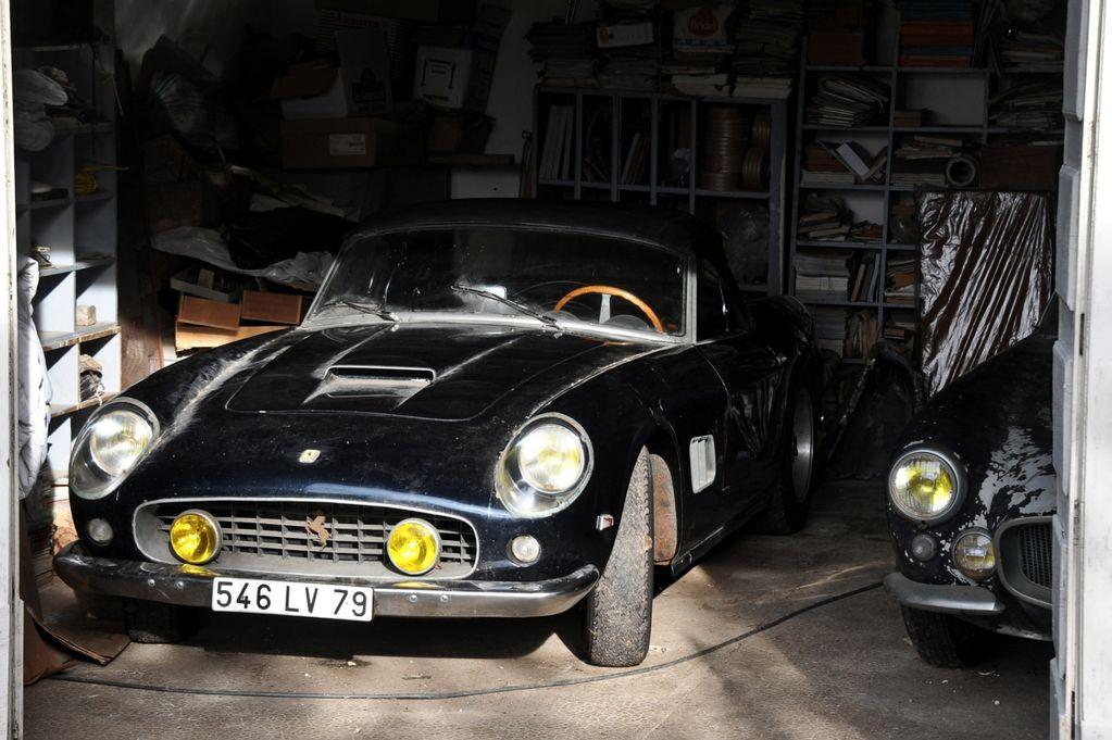 BangShift 1961 Ferrari 250GT SWB