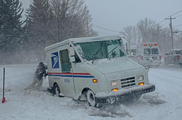 Right Hand Drive Vehicles For Sale >> BangShift.com Postal Service Needs A New Fleet Vehicle