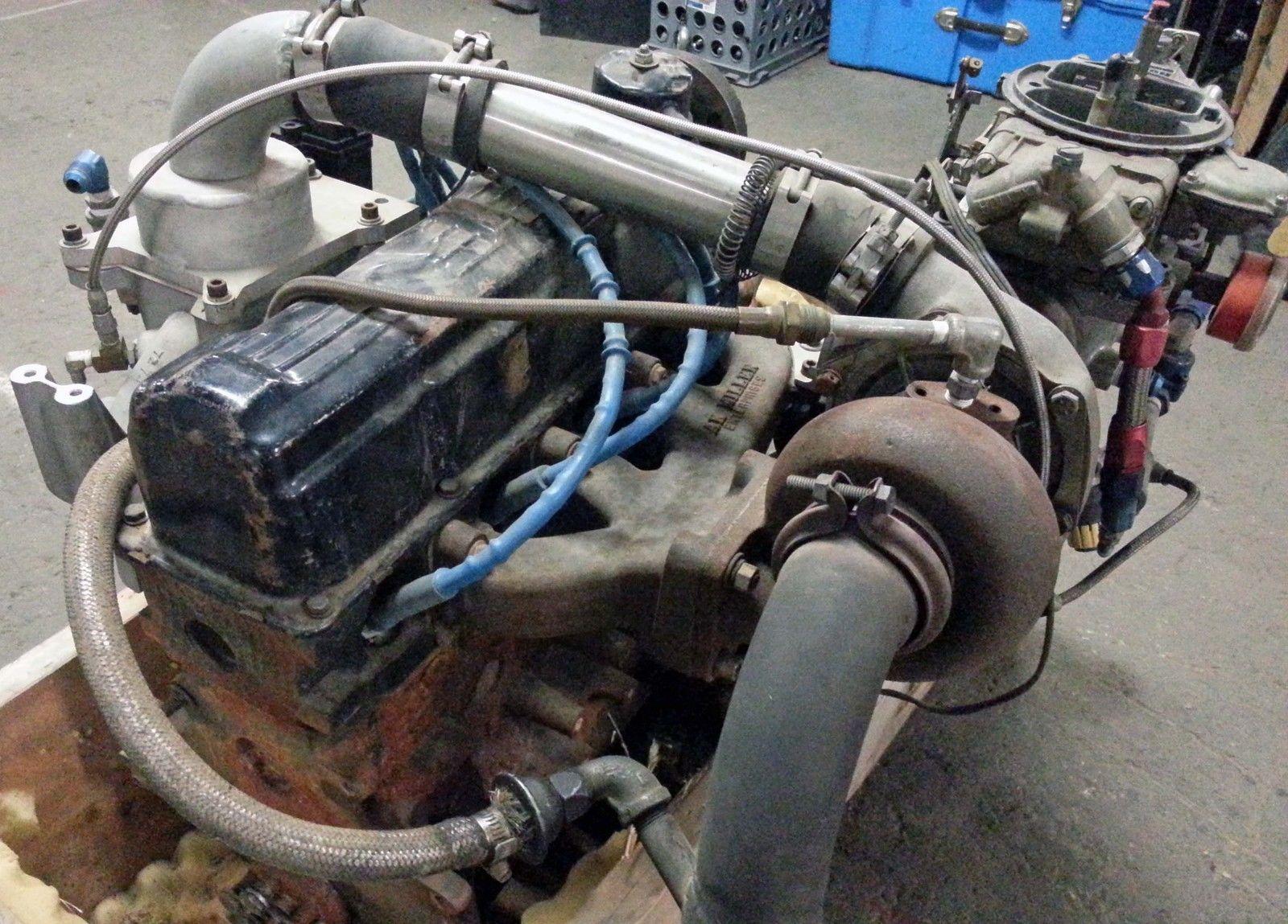 Bangshift Com Turbo Pinto Engine