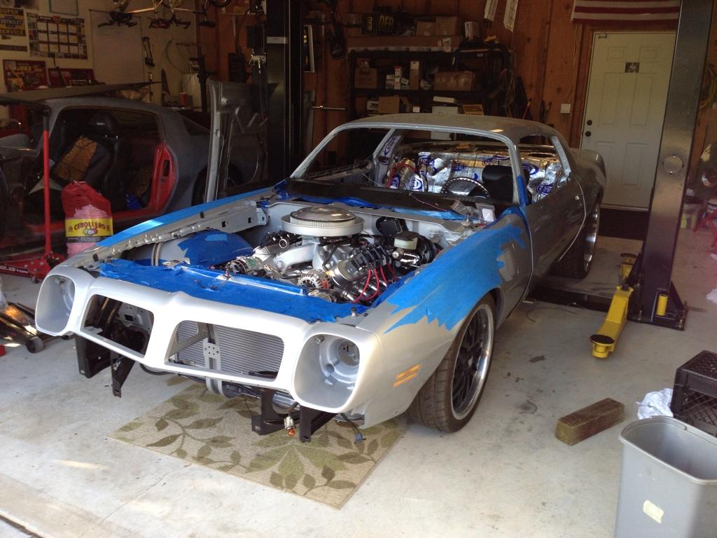 Pro Touring Tuesdays: 90 Days To Build A 1975 Pontiac Trans Am
