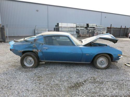 BangShift com Rear-ended 1971 Camaro