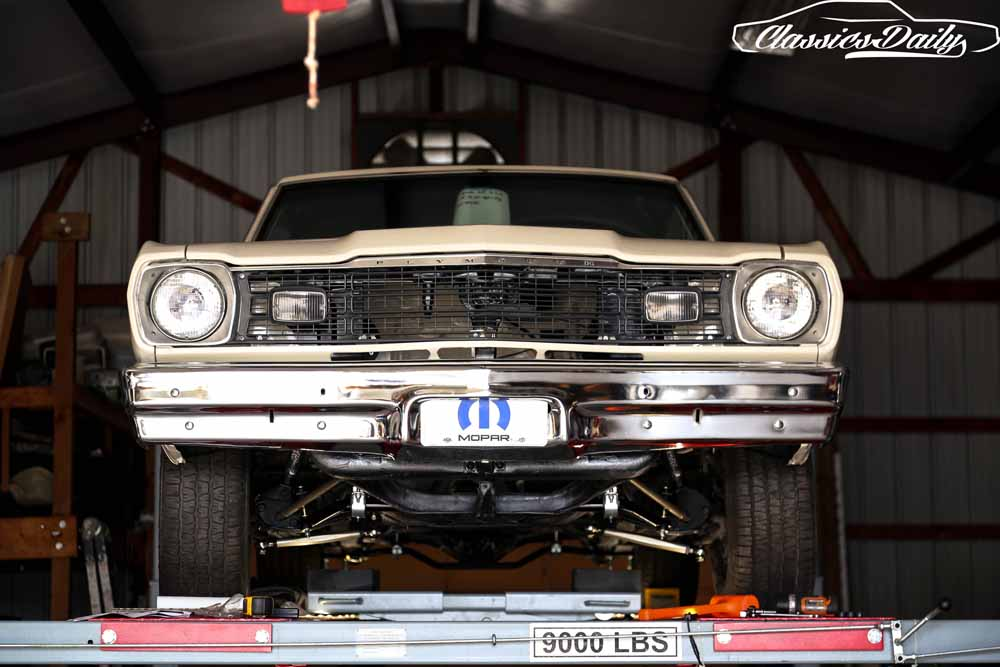 Project Possum Update! The Hotchkis Front and Rear Suspension Gets Installed and Buttoned Up