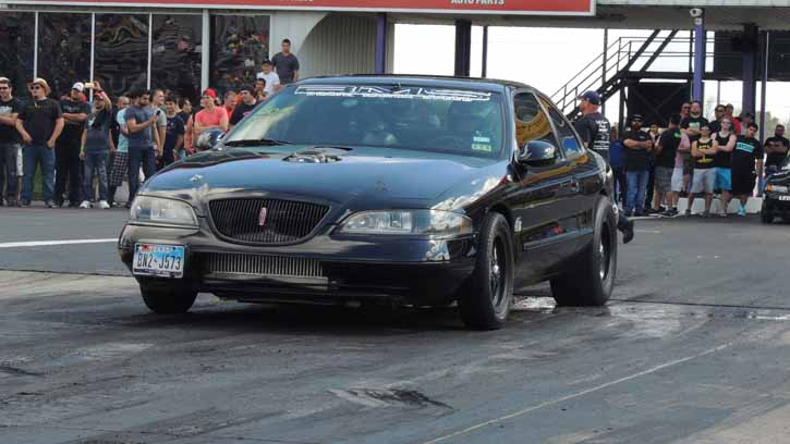 Bangshift Com Coyote 1998 Mark Viii