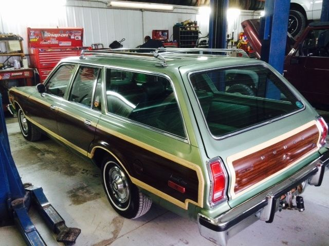 Bangshift Com 1977 Dodge Aspen Wagon