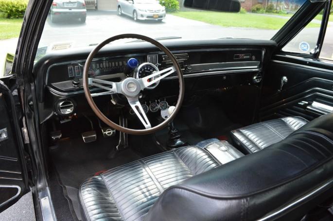 BangShift.com 1967 Buick Skylark GS400