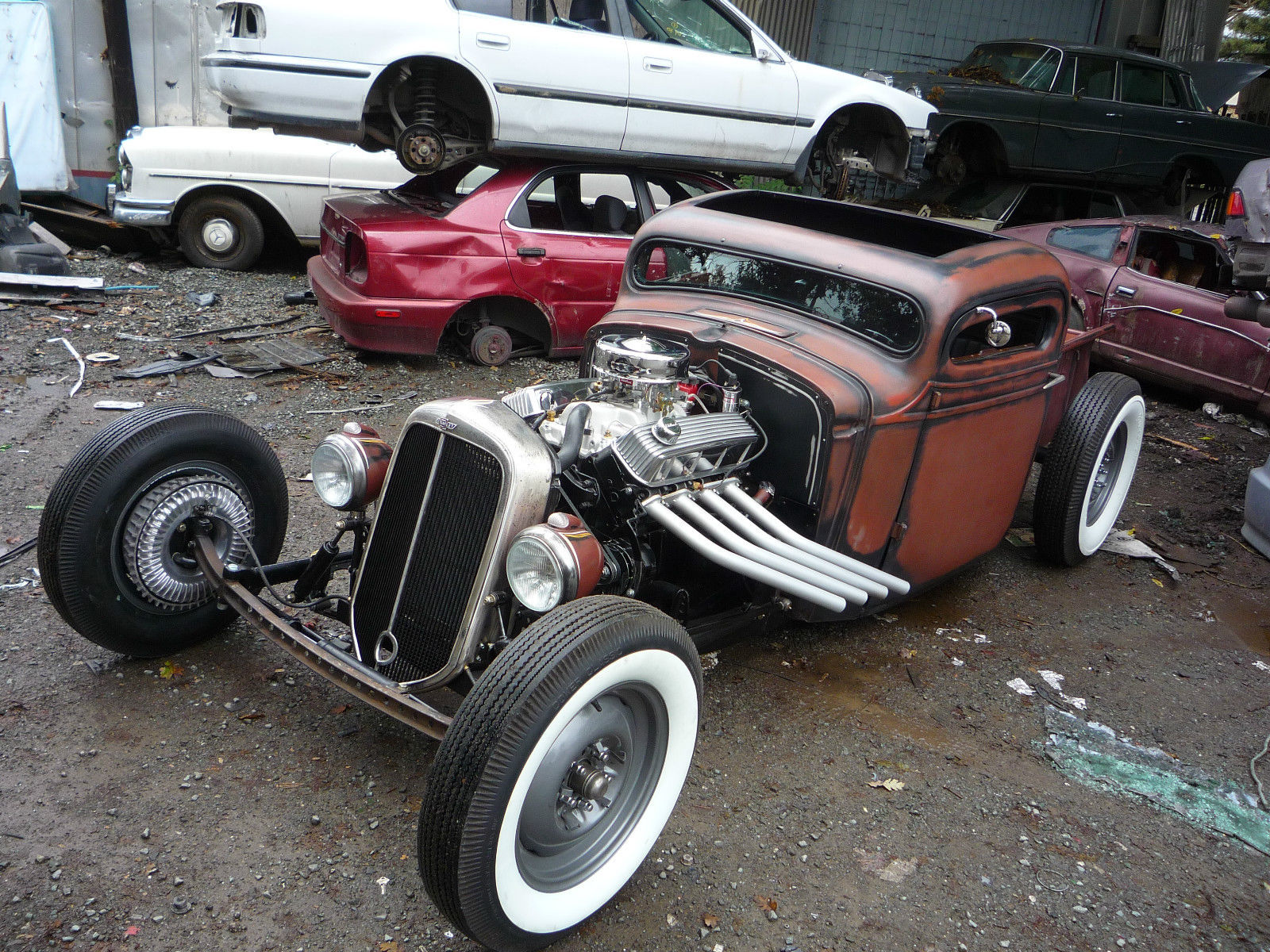 Bangshift Com 1938 Chevy Hot Rod Pickup