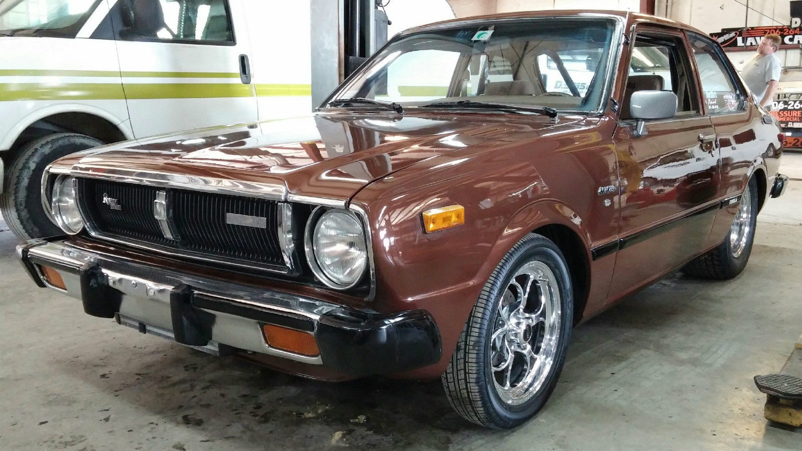 This 500hp, Turbo-Rotary Powered, 1979 Toyota Corolla Is Professionally Built And Totally Awesome