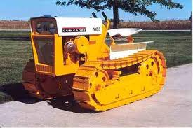 This Homebuilt Cub Cadet Crawler Tractor Is A Testament To One Guy's Skills And Vision