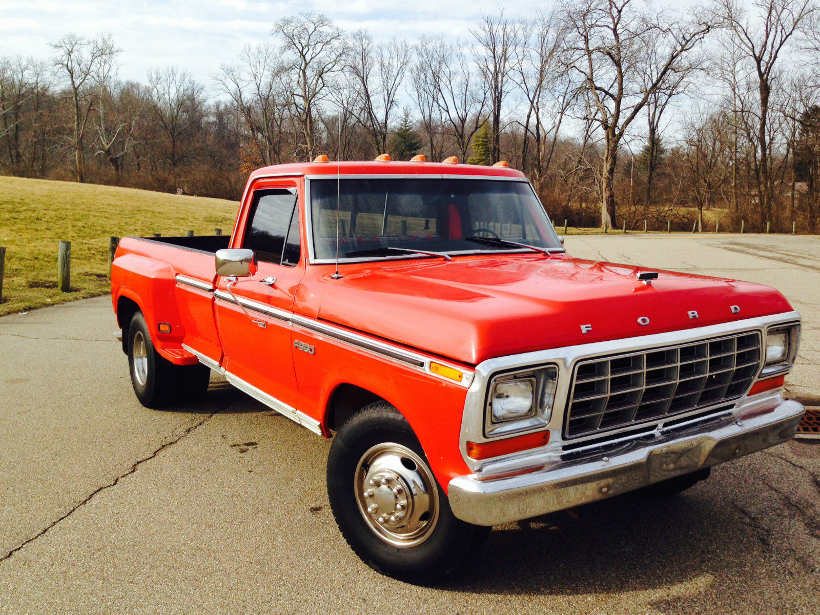 Click Here To See The Ebay Ad For This  Ford F