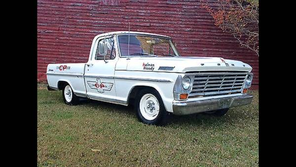 BangShift com Epic Craigslist Find: Holman-Moody's 1967 Ford