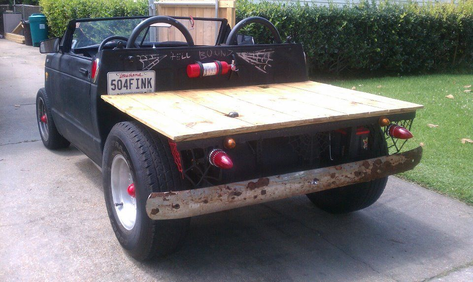 Cavalcade Of Customs >> BangShift.com Chevrolet S-10 Based Hot Rod