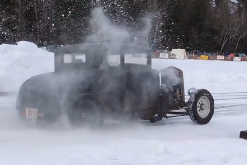 ice drags