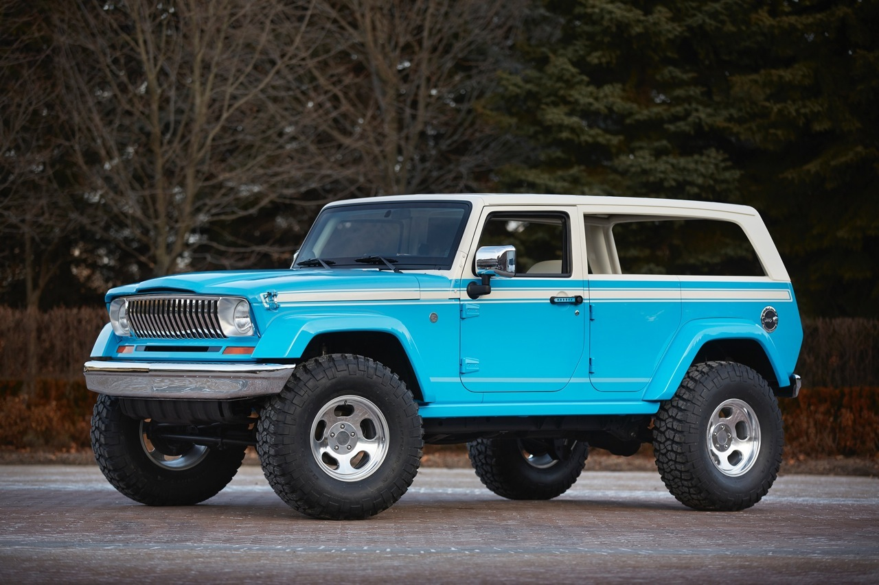 The 2015 Jeep Concepts For The Easter Jeep Safari Have Been Unveiled!