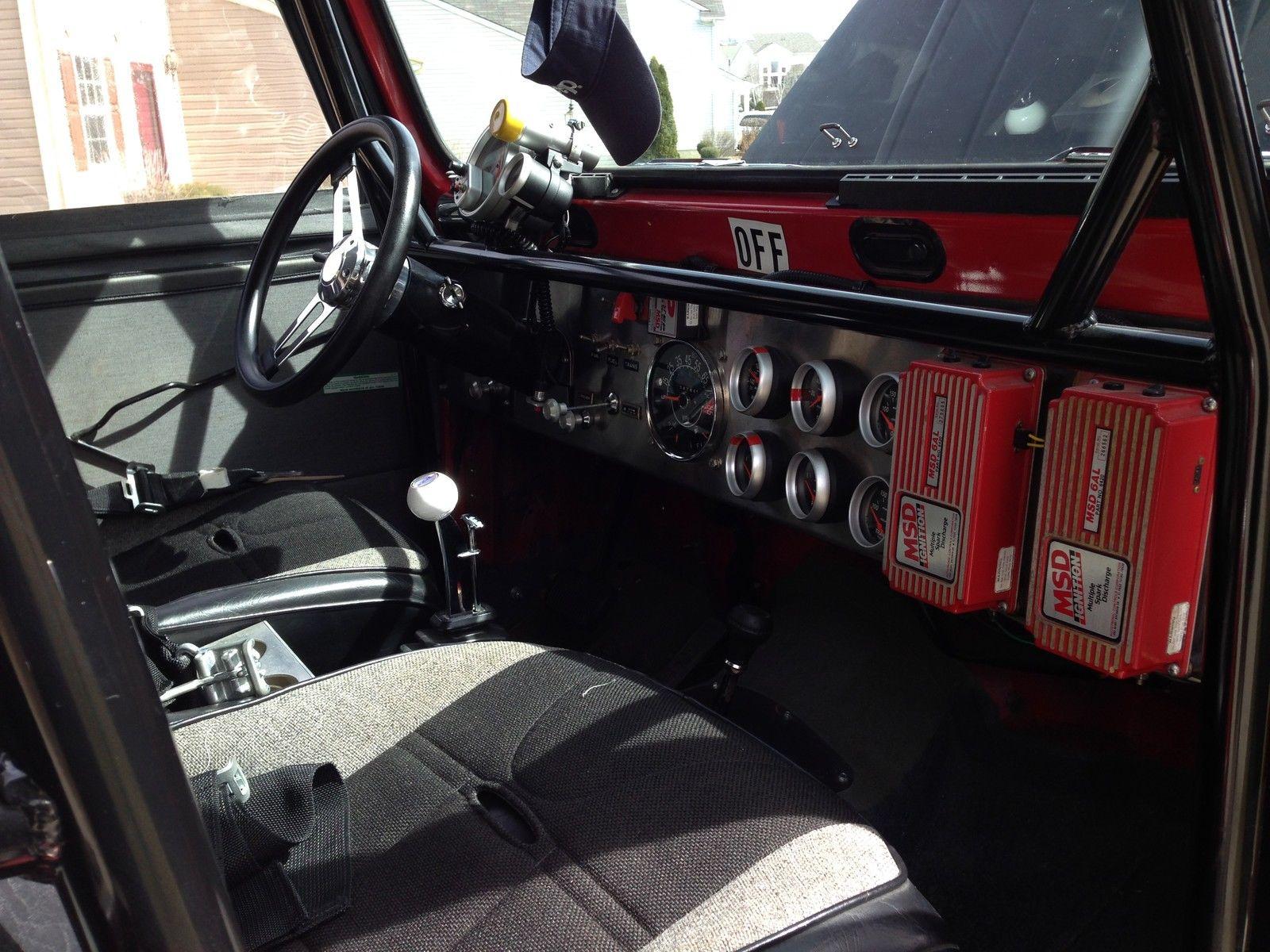 Bangshift Com 1976 Jeep Cj7