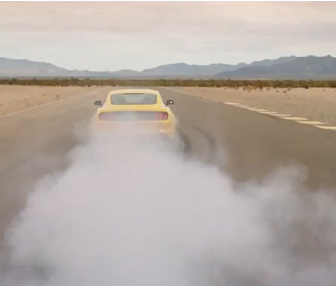 Watch The 2015 Mustang GT Track Apps Package Get A Workout By A Talented Teenaged Drag Racer – Big Fun!