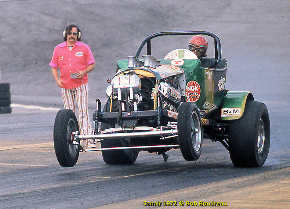 1972 NHRA Sanair – New Never Before Published Photos From The Race, Cars, Stars, History In Living Color!