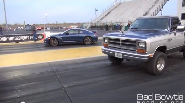 This Sleeper Dodge Ram Can Move And Scoot, But Nobody Is Going To Be Happy With How It Does It