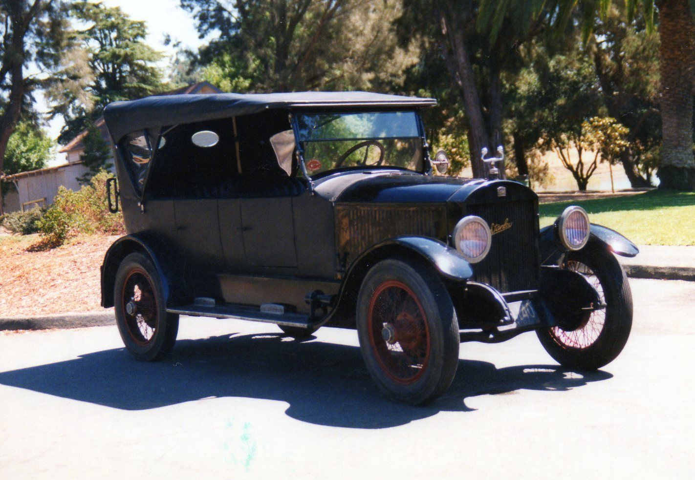 This 1920 Stanley Steamer Is Proof That The Steam Car Had A Pretty Amazing Lifespan – You Could Have Bought This One!
