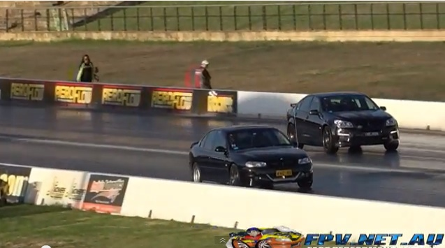 Racing And Action Footage From The Race 4 Real At Sydney Dragway – Something For Everybody!