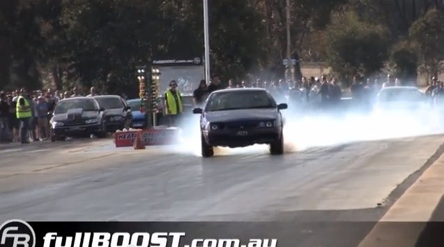 The Tunnel Vision King Of The Streets Event At Heathcote Park Raceway – KOTS Racing, Australian-Style!