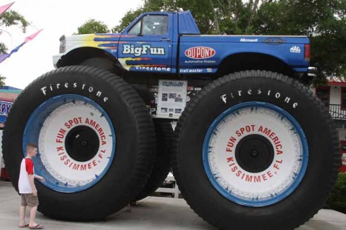 bigfoot 7 monster truck002