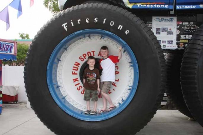 bigfoot 7 monster truck007