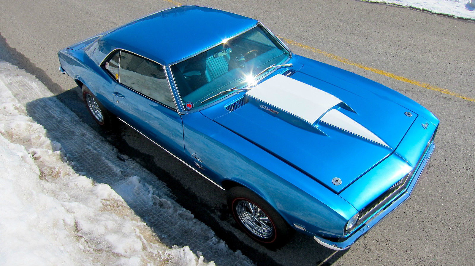 1968 Baldwin Motion Camaro Chevy Project Car Check Out The Photos And Then Hit Link At Bottom