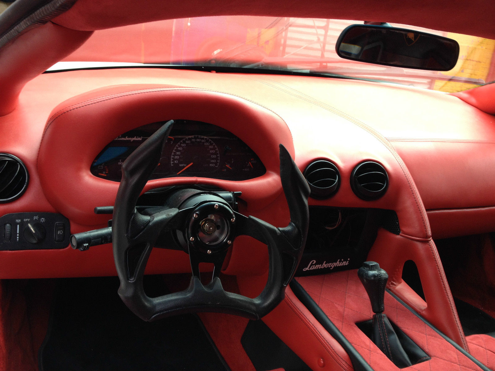 Anybody Want A Kit Car Lamborghini Murci Lago Based Off Of A 1995 Chevy Camaro