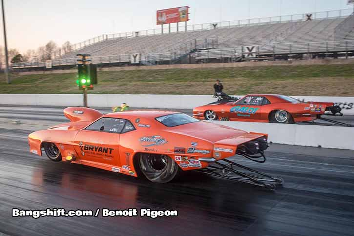 Race Coverage: The Extreme Outlaw Pro Mod Season Opener At Virginia Motorsports Park