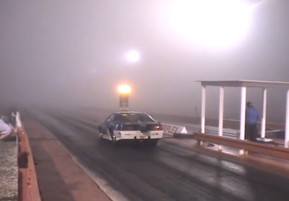 Incredible Video: Would You Run Headlong Into The Fog At 4AM To Win $50,000 At The Drags? These Guys Did!