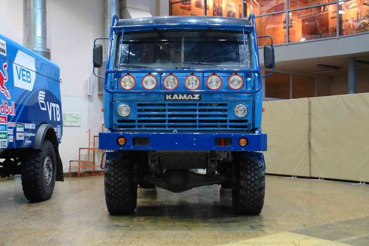 Trucks For Sale: BangShift.com KAMAZ 4911