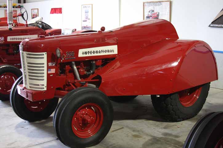 More Coverage From Paquette's International Farmall Tractor Museum And Hall Of Fame – Red Power!