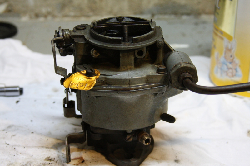 BangShift How To Tech: A Step By Step Guide For Rebuilding Rochester B Carbs